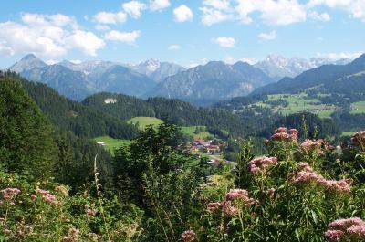 Die Tiroler Bergquellen liefern reichlich kühles Trinkwasser