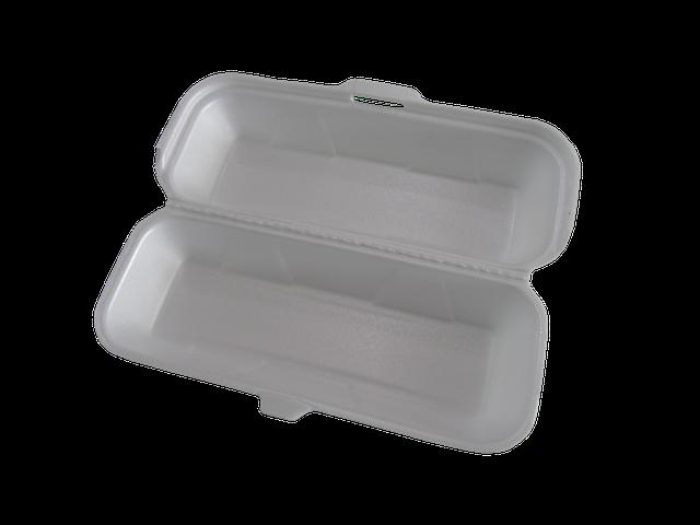 Styropor-Verpackung
