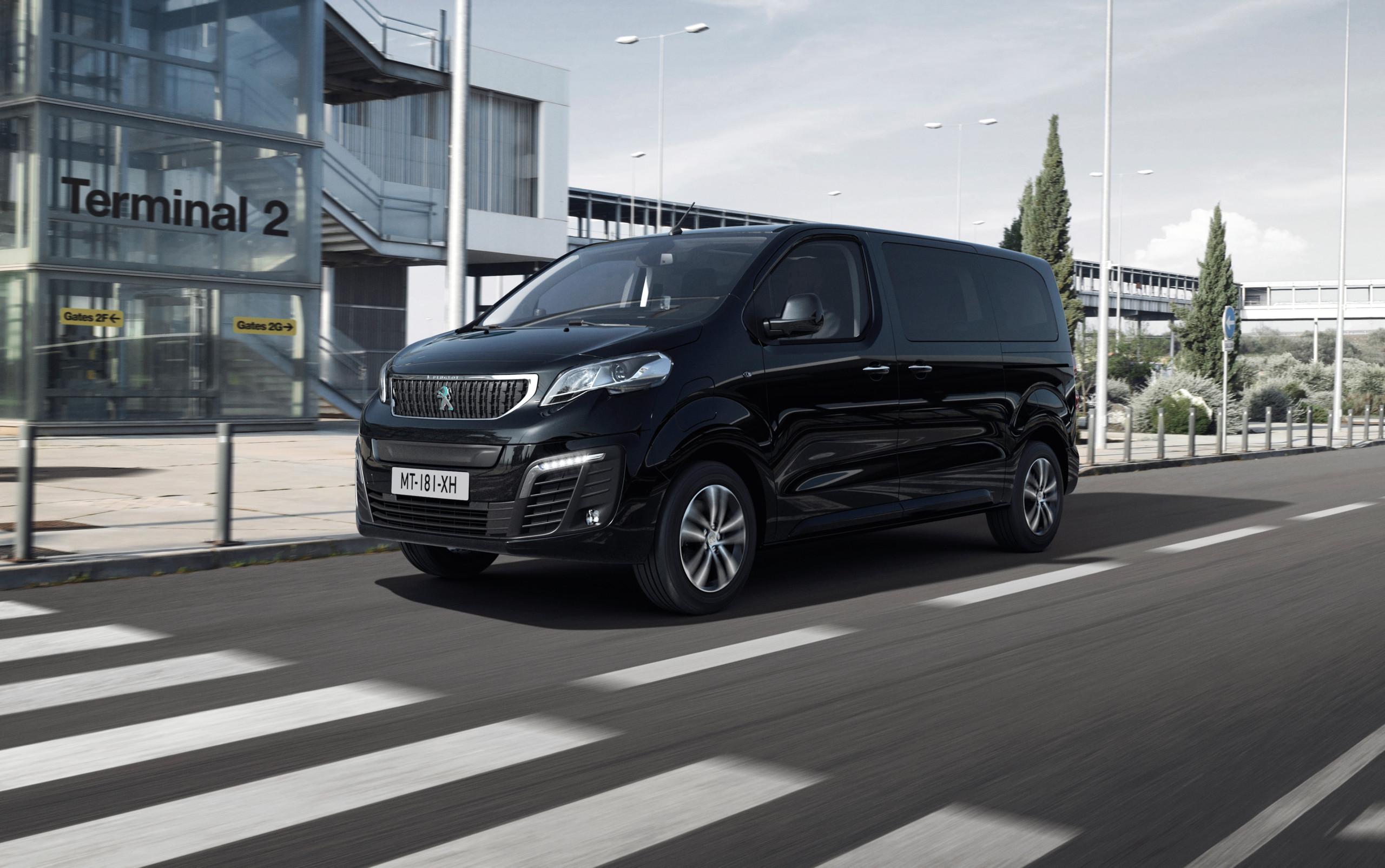 Peugeot e-Traveller: Transportiert bis zu neun Personen