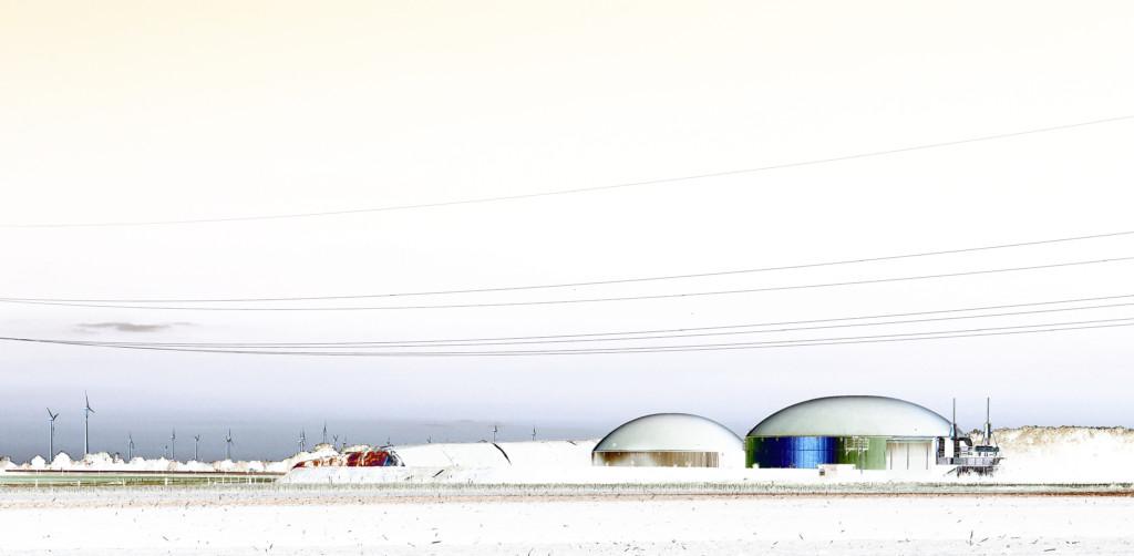 Biogasanlagen eignen sich hervorragend als Puffer bei wechselnder Stromnachfrage  (Uschi Dreiucker/Pixelio.de)