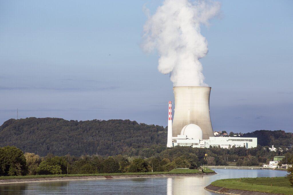 Atomkraftwerk Kernkraft durch die Hintertür