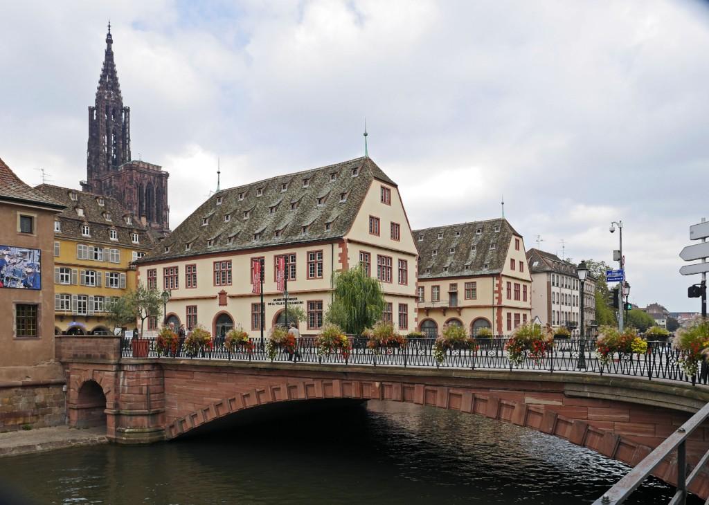 Straßburger Altstadt Gefährdet durch geothermische Beben?