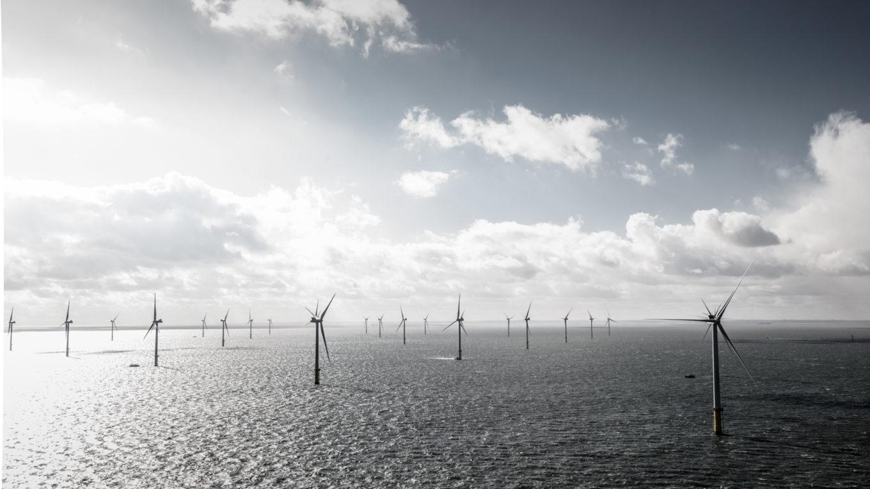 britischer Offshore-Windpark Humber Gateway