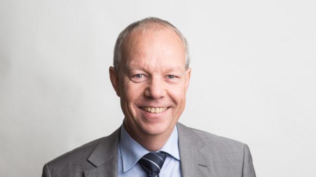 GLS-Vorstandschef Thomas Jorberg