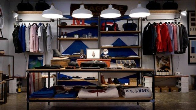 Kleider-Shop