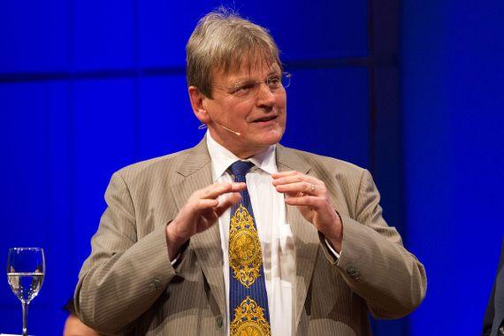 ESMC-Präsident Eicke Weber