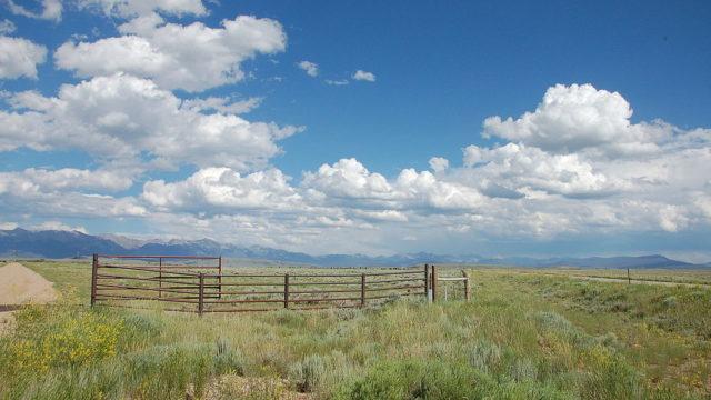 Prärie im US-Bundesstaat Wyoming