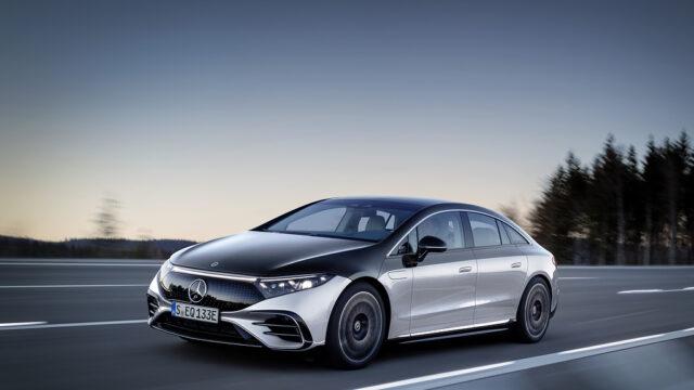 Mercedes EQXX