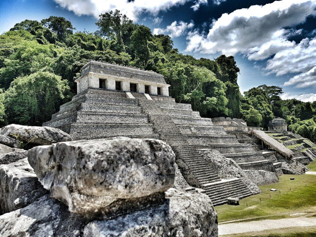 Maya-Ruinen von Palenque