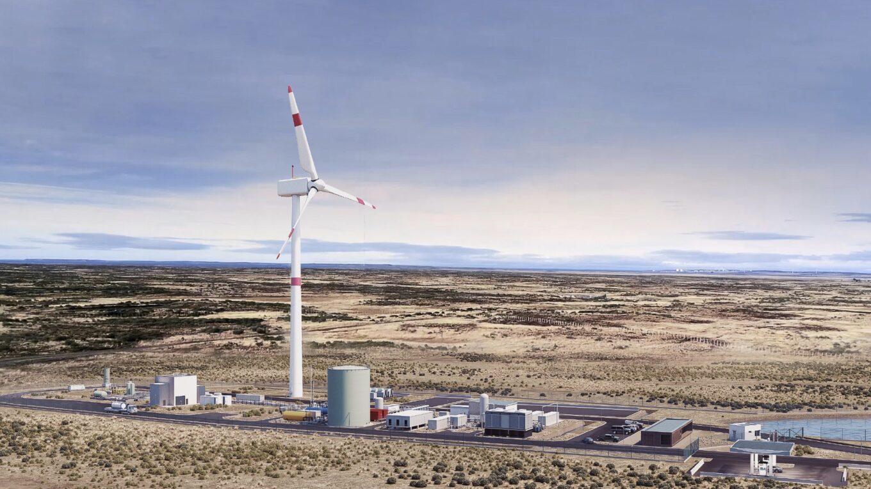 "Wasserstoff-Projekt ""Haru Oni"" in Chile"