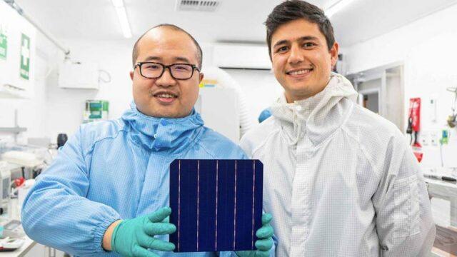 SunDrive-Gründer David Hu und Vince Allen