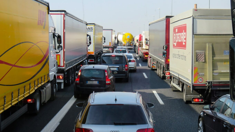 Verkehrsstau